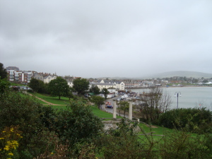 Swanage is a friendly town in Dorset on the South Coast of England